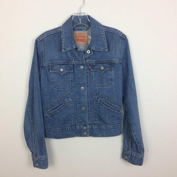 Levi's Denim Jeans Jacket
